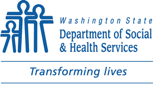 Washington State Department of Social & Health Services - logo